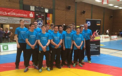ASV Jugend mit starker Leistung bei der Deutschen Mannschaftsmeisterschaft