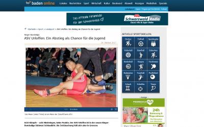 Bericht der Mittelbadischen Presse über die aktuelle Situation