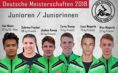 """6 """"Hornets"""" aus Urloffen kämpfen bei der Deutschen Meisterschaft"""