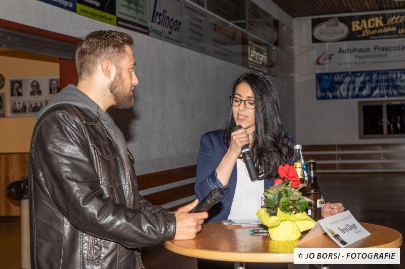 Öffentliche Pressekonferenz Saison 2018