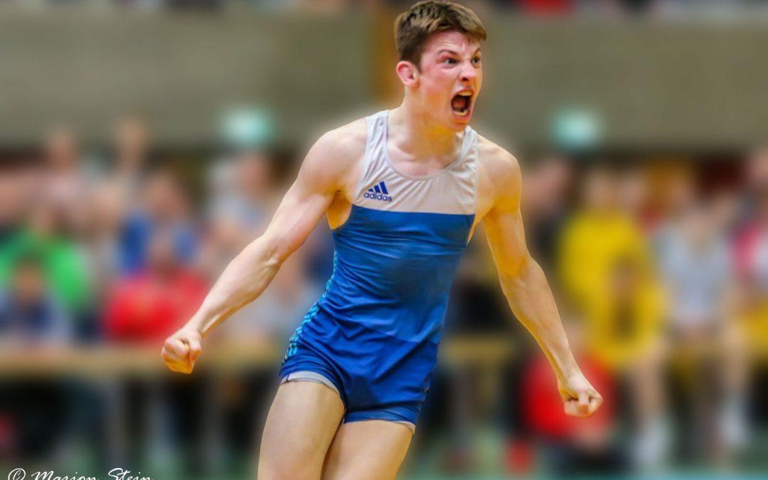 Joshua Knosp fährt zur Weltmeisterschaft der Kadetten