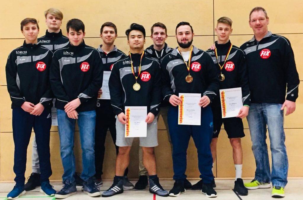 Hervorragendes Abschneiden der ASV Athleten bei der Baden-Württembergischen Meisterschaft