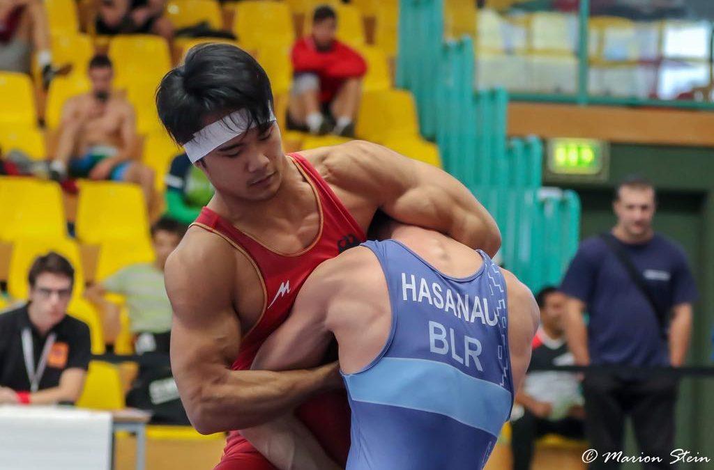 Van Meier startet bei der Junioren-Weltmeisterschaft in der Slowakei