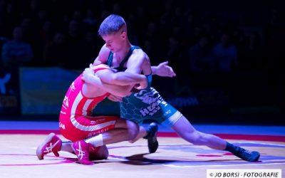 Drei Treppchen Plätze für den ASV Urloffen bei den Baden-Württembergischen Meisterschaften der Junioren in Waldkirch