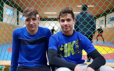 Daniel Fischer und Andrej Schwarzkopf starten bei der DM der A-Jugend
