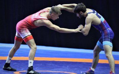 Starker Auftritt von Nico Megerle bei der Weltmeisterschaft der Junioren