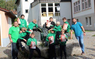 Jugendringer des ASV Urloffen waren beim 31. internationalen Jugendturnier in Mühlenbach erfolgreich