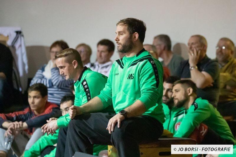 """BadenOnline Interview mit Cheftrainer Michael Schneider """"Nachwuchs macht dem ASV Urloffen Mut für die Zukunft"""""""