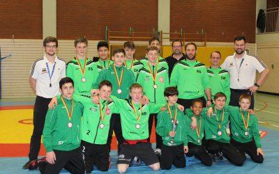 Bronze für die Jugendmannschaft des ASV Urloffen