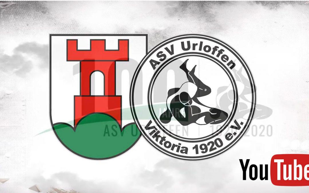 Video: 100 Jahre ASV Urloffen – Deutsche Mannschaftsmeisterschaften Jugend 2020