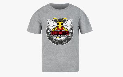 T-Shirt (grau) 25,- €