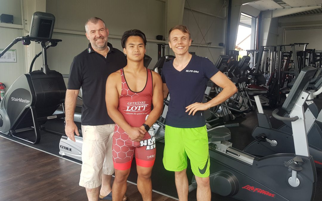 Vorbereitung auf Bundesligasaison 2020 läuft! – Fitnessstudio KILO's Gym bietet Unterstützung an.