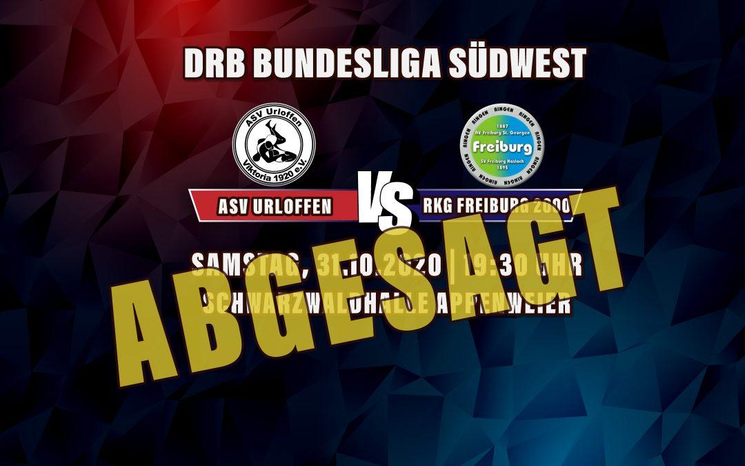 Kampftag abgesagt: Deutschlandweit kein Bundesligaringen am Wochenende