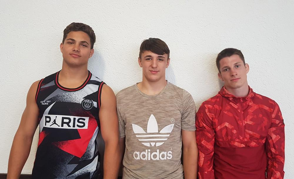 Drei Ringer des ASV Urloffen starten bei den Deutschen Meisterschaften der Junioren