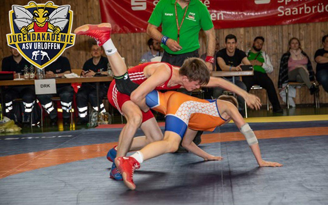 Verbandsjugendliga des Südbadischen Ringerverbandes präsentiert sich in neuem Format.